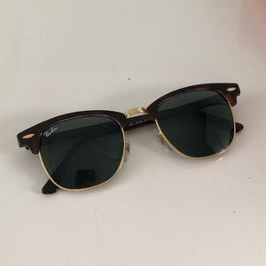 Ray Bans Clubmaster